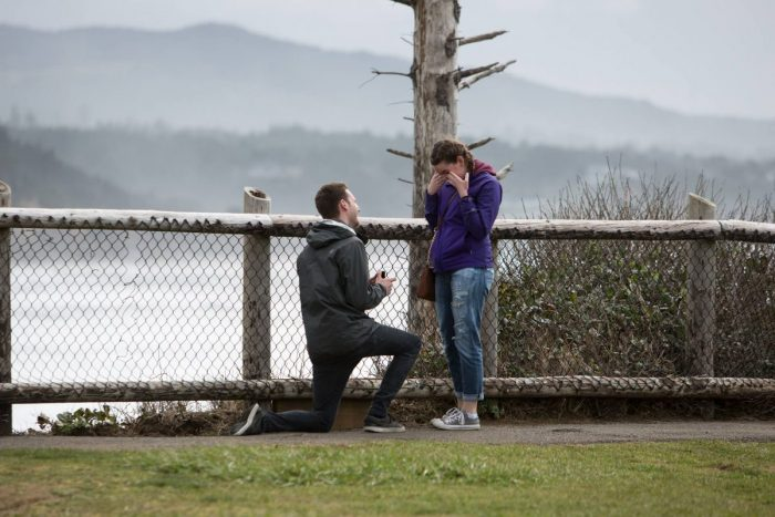 Proposal Ideas Devil's Punch Bowl State Natural Area- Otter Rock, OR