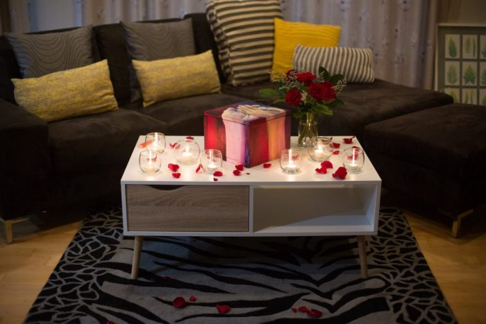 Engagement Proposal Ideas in Hotel Valencia @ Santana Row - San Jose, CA