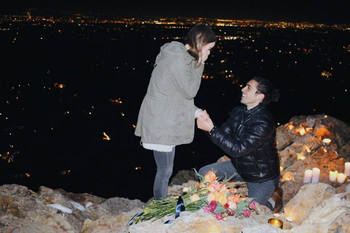 Marriage Proposal Ideas in Mount Olympus - Salt Lake City, UT