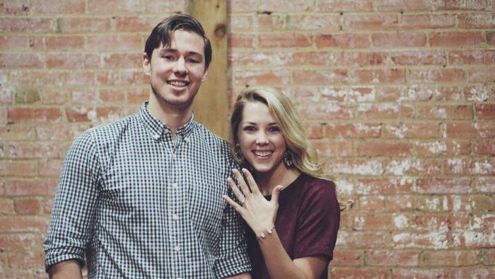 Rachel's Proposal in Dallas, Texas