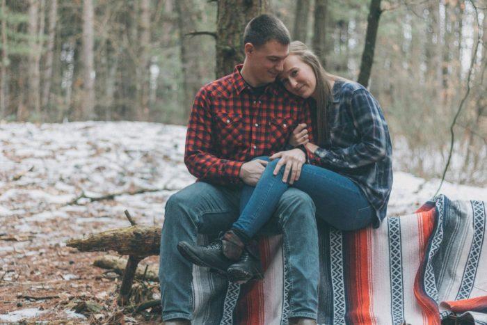 Marriage Proposal Ideas in Provin Trails Park Grand Rapids, Michigan