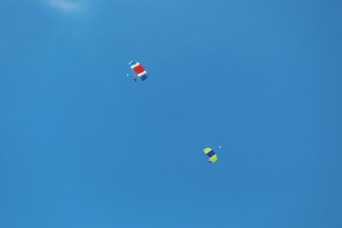 Proposal Ideas Skydive the Wasatch - Nephi, Utah