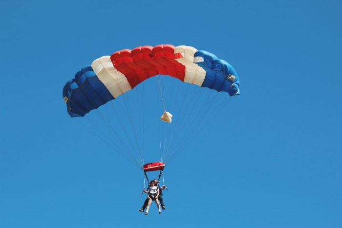 Where to Propose in Skydive the Wasatch - Nephi, Utah