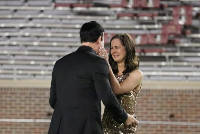 Where to Propose in Doak Campbell Stadium, Tallahassee, FL