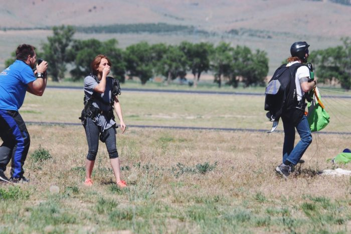 Wedding Proposal Ideas in Skydive the Wasatch - Nephi, Utah