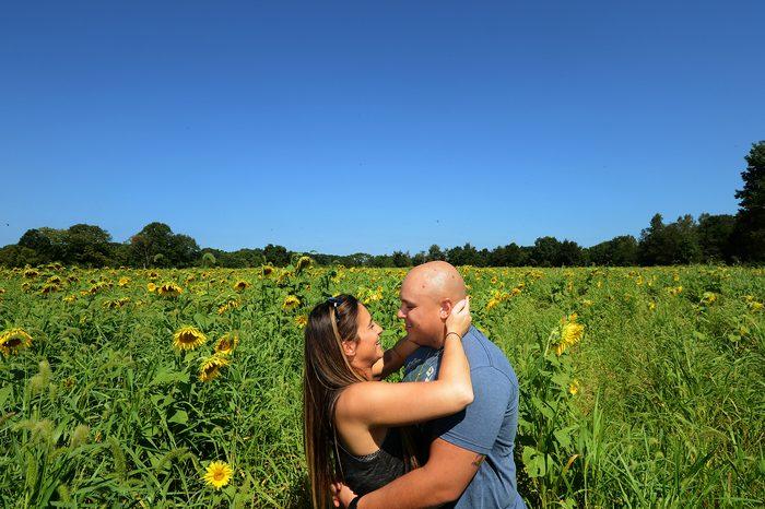 Proposal Ideas Sunflower field, New Jersey