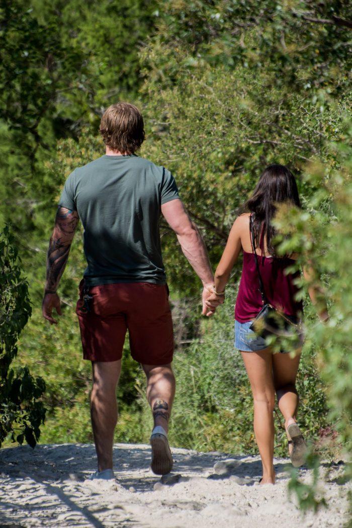 Engagement Proposal Ideas in Mt. Bonnell, Austin Texas