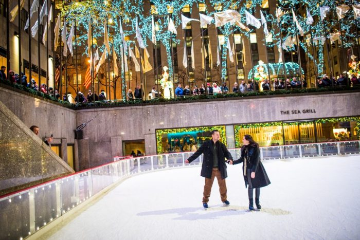 Engagement Proposal Ideas in Rockefeller Center, New York City