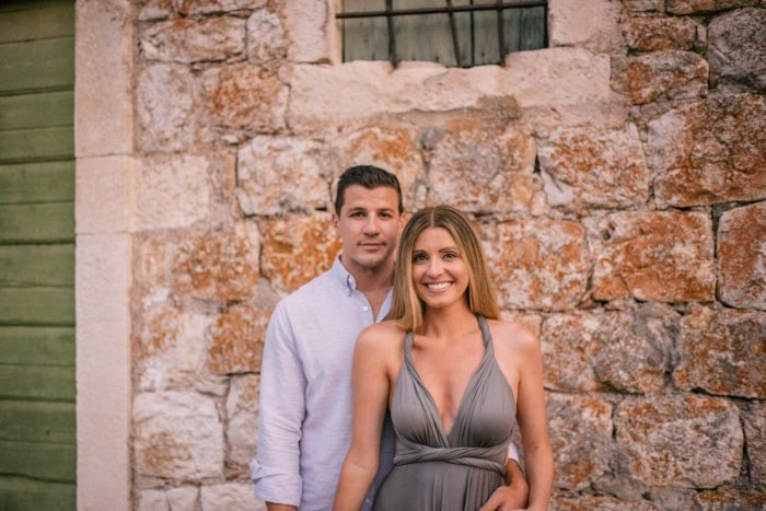 Diane and Justin's Engagement in Hvar, Croatia