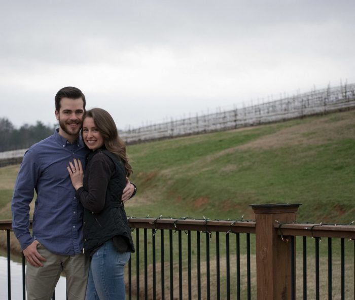 Where to Propose in Montaluce Winery