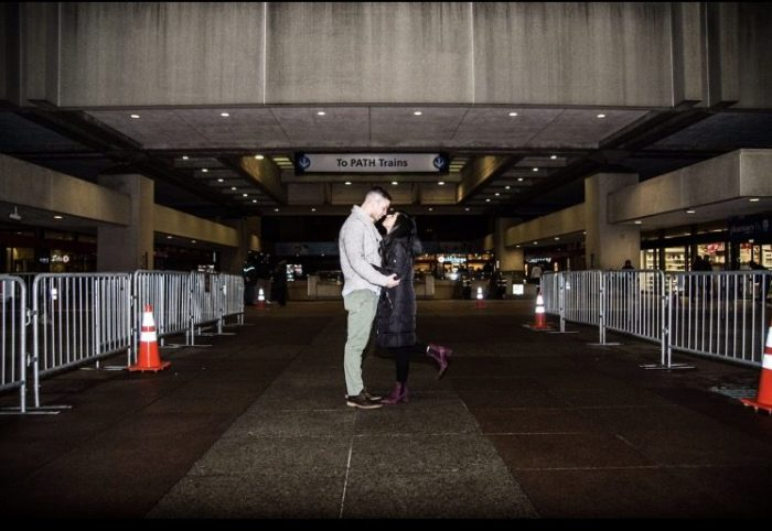 Maryliz's Proposal in Jersey City