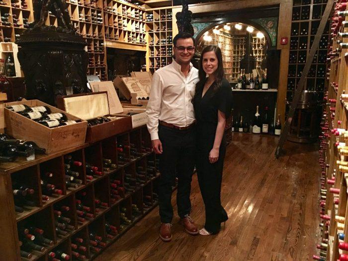 Alicia and Joseph's Engagement in The Standard Hotel, Miami Beach, FL
