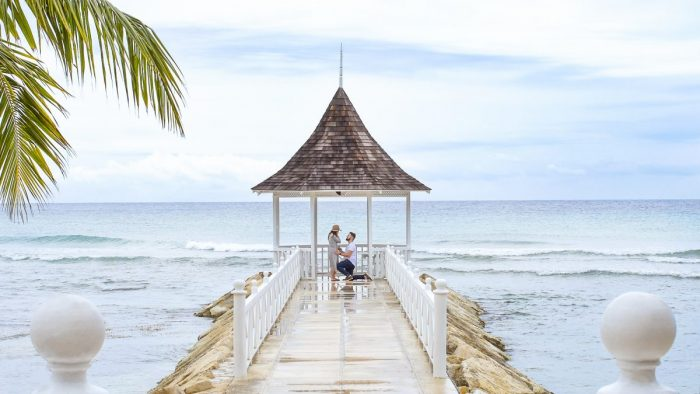 Emily and Daniel's Engagement in Montego Bay, Jamacia