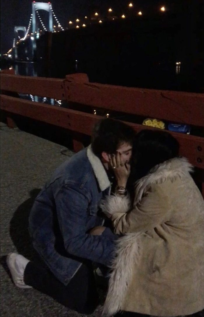 andi's Proposal in Little Bay Park, Whitestone New york