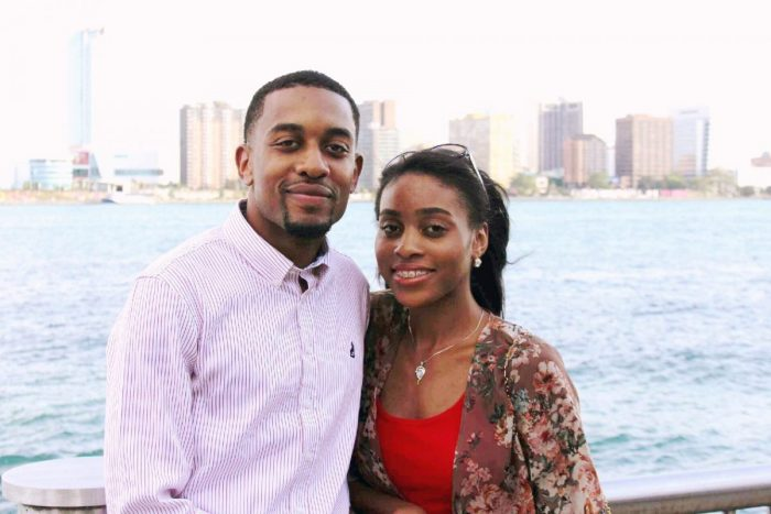 Image 1 of India and Travon