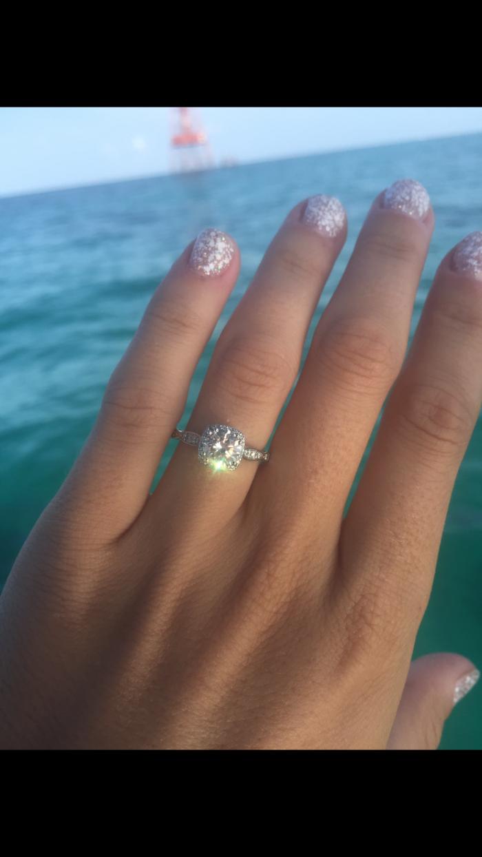 Wedding Proposal Ideas in Sombrero Reef, Marathon FL Keys