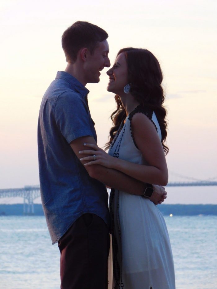 Gabby and Joey's Engagement in Stevensville, Maryland