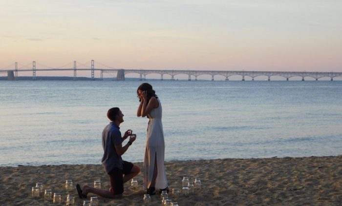 Wedding Proposal Ideas in Stevensville, Maryland