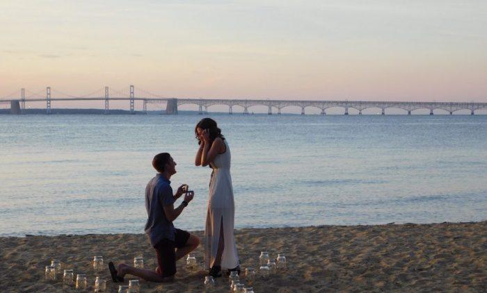 Wedding Proposal Ideas in Stevensville, Maryland