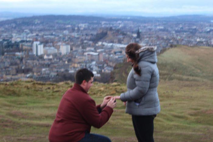 Proposal Ideas Edinburgh