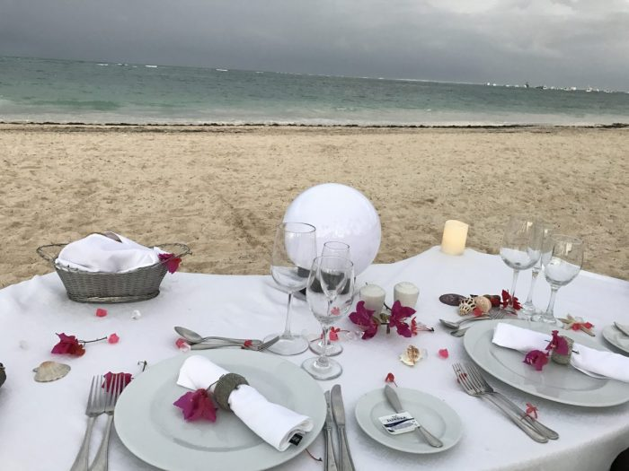 Marriage Proposal Ideas in The Reserve at Paradisus Palma Real, Punta Cana, DR