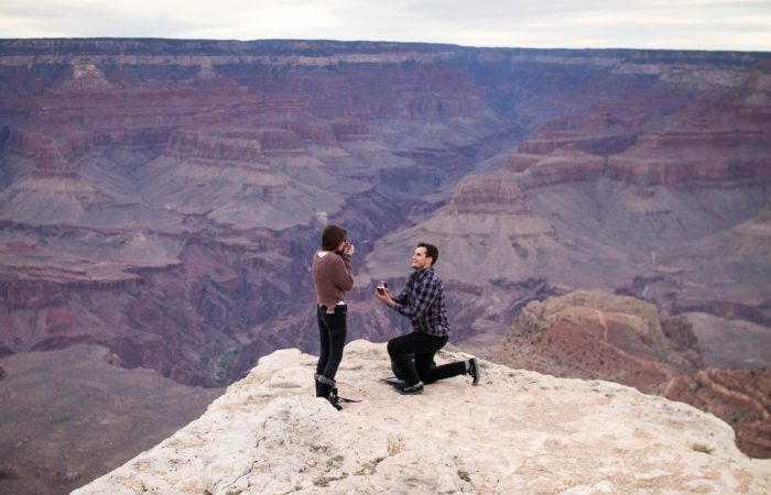 Madison's Proposal in The Grand Canyon