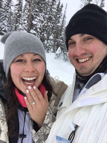 Marriage Proposal Ideas in Brianhead, Utah