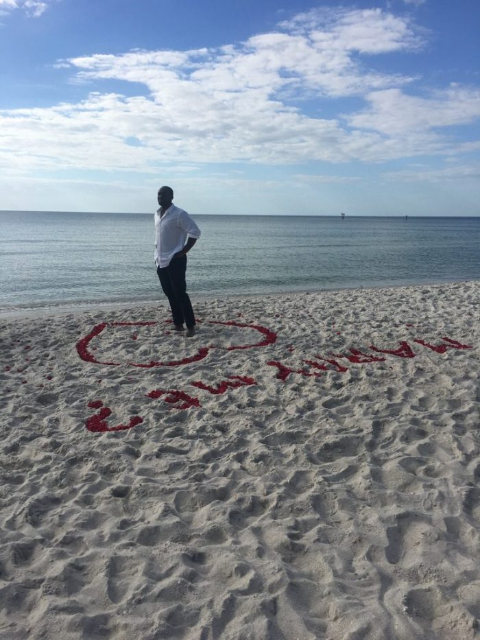 Wedding Proposal Ideas in Naples, florida