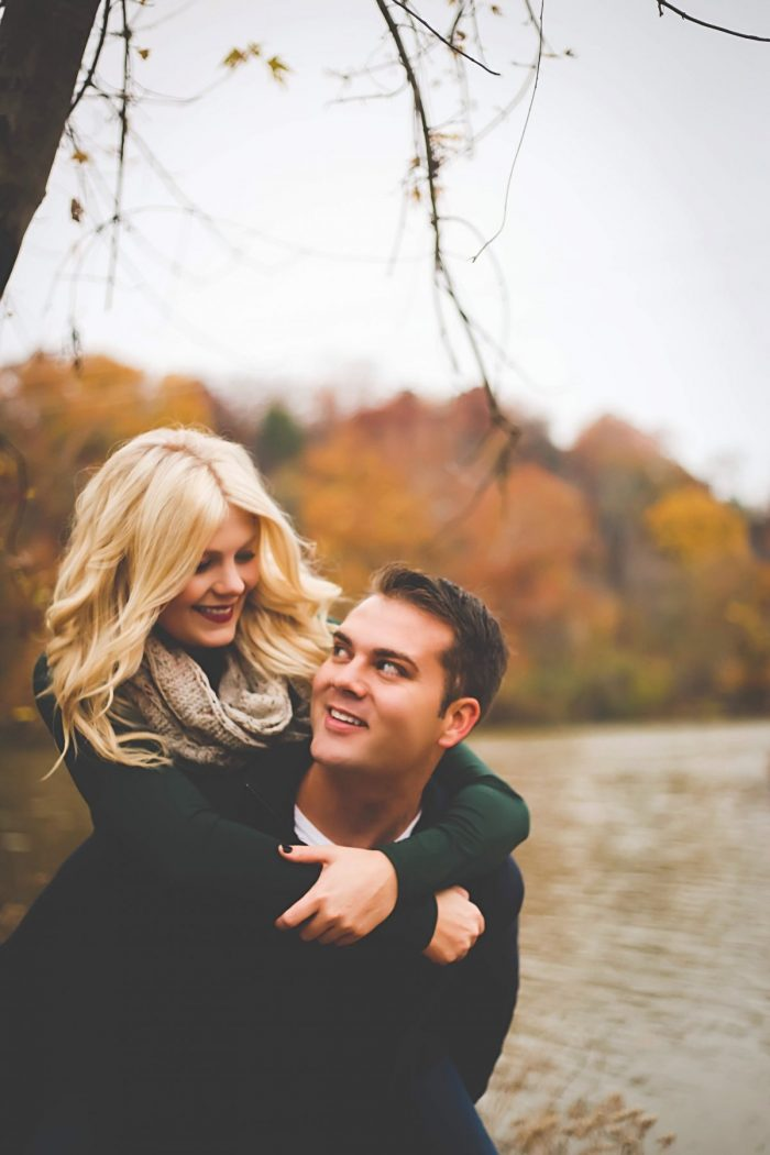 KaLee and Chad's Engagement in Fort Smith, Arkansas