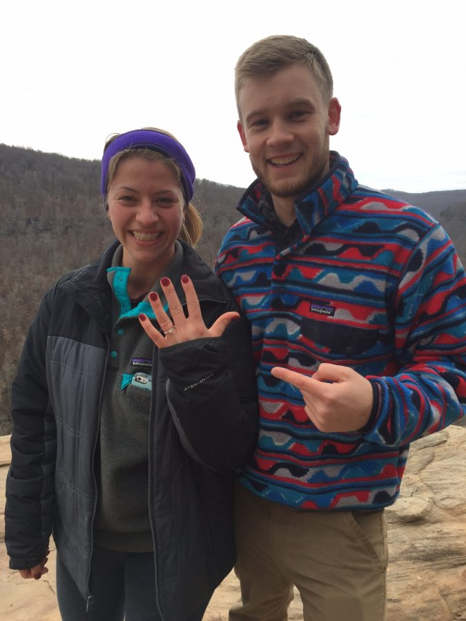 Engagement Proposal Ideas in Hawksbill Craig in Boxely, Ar