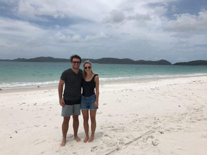 Lauren and Chris's Engagement in Hamilton Island, Australia