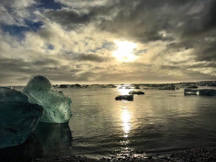 Wedding Proposal Ideas in Jokulsarlon, Iceland aka Diamond Beach