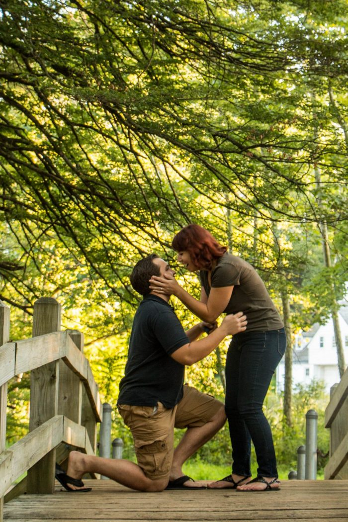 Engagement Proposal Ideas in Valley Forge National Park