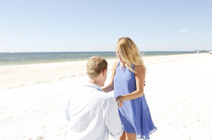 Marriage Proposal Ideas in Bradenton Beach, Florida