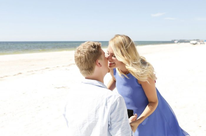Wedding Proposal Ideas in Bradenton Beach, Florida