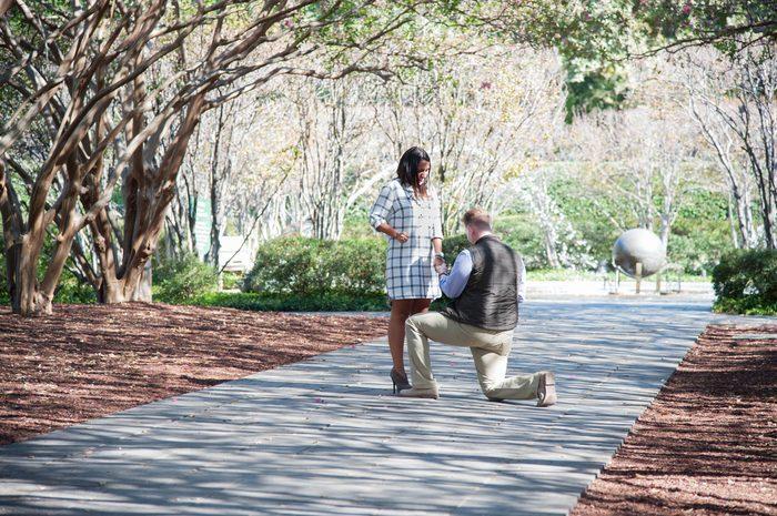 Proposal Ideas Dallas Arboretum and Botanical Garden , Texas