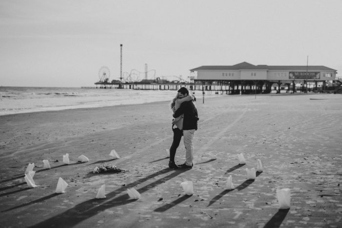 Engagement Proposal Ideas in Galveston, Texas