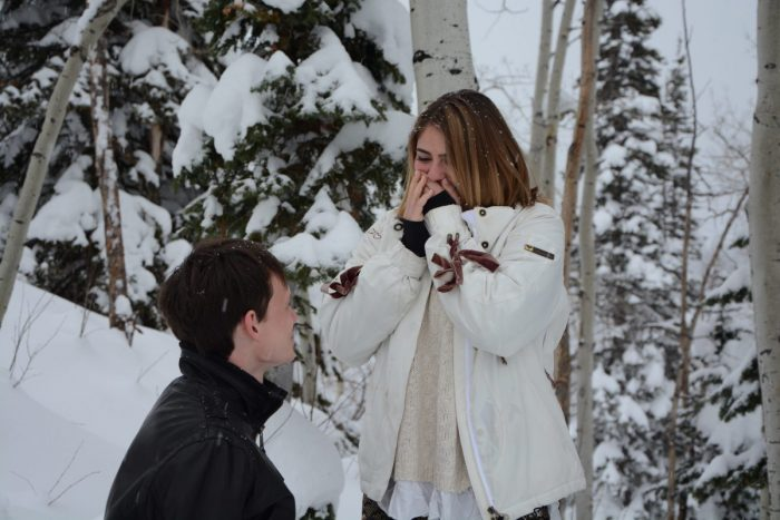 Wedding Proposal Ideas in Steamboat Colorado
