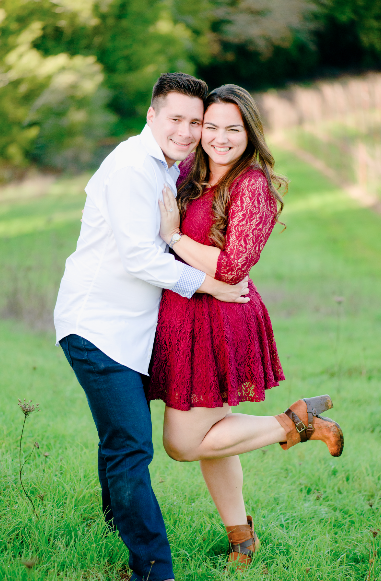 Image 1 of Jessyca and David