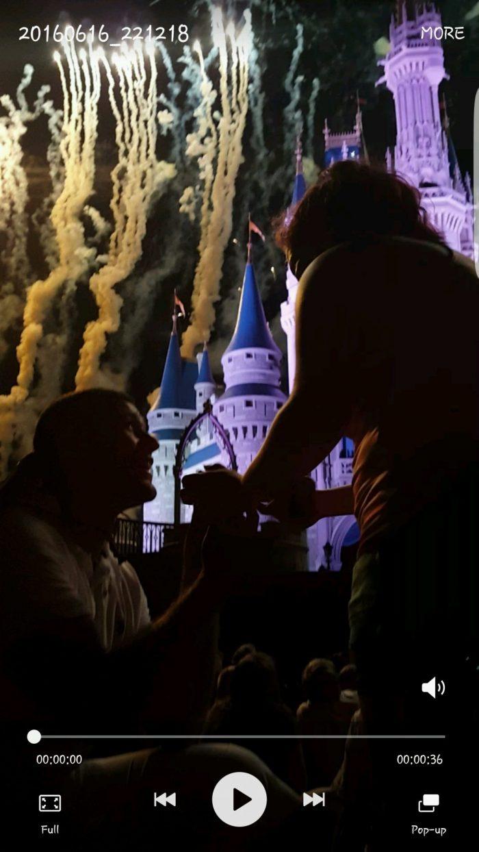Alyssa's Proposal in Disney world, Orlando, FL