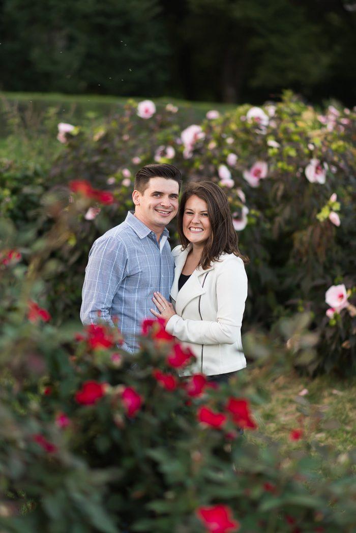 Engagement Proposal Ideas in Buckingham Fountain, Illinois