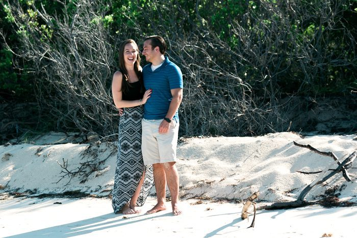Bride and Anthony's Engagement in Key West, Florida