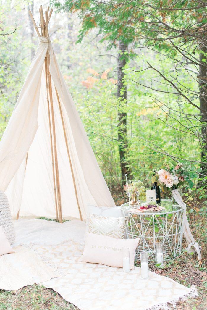 Wedding Proposal Ideas in Ottawa, Ontario, woods