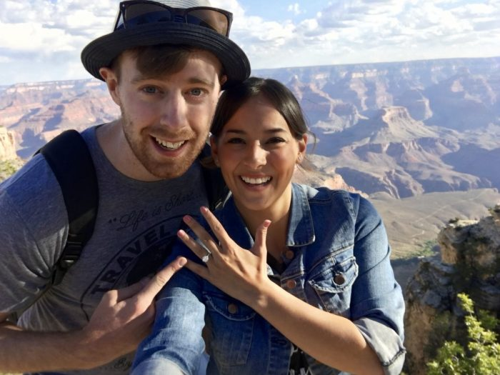 Wedding Proposal Ideas in Grand Canyon, AZ