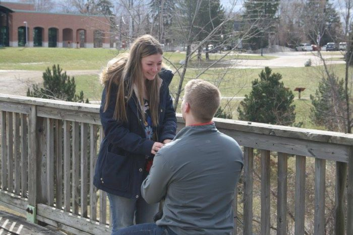Marriage Proposal Ideas in Blue Mountation, Ontario