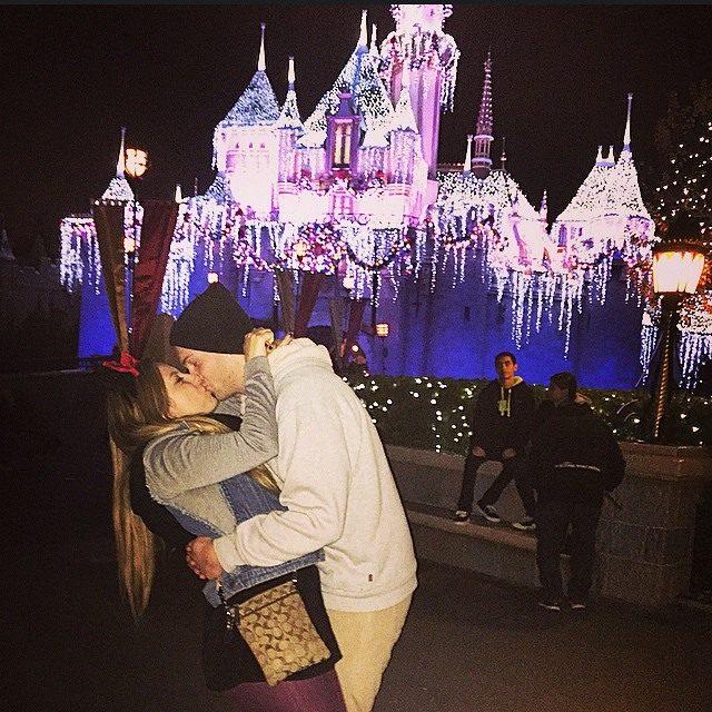 Marriage Proposal Ideas in Disneyland