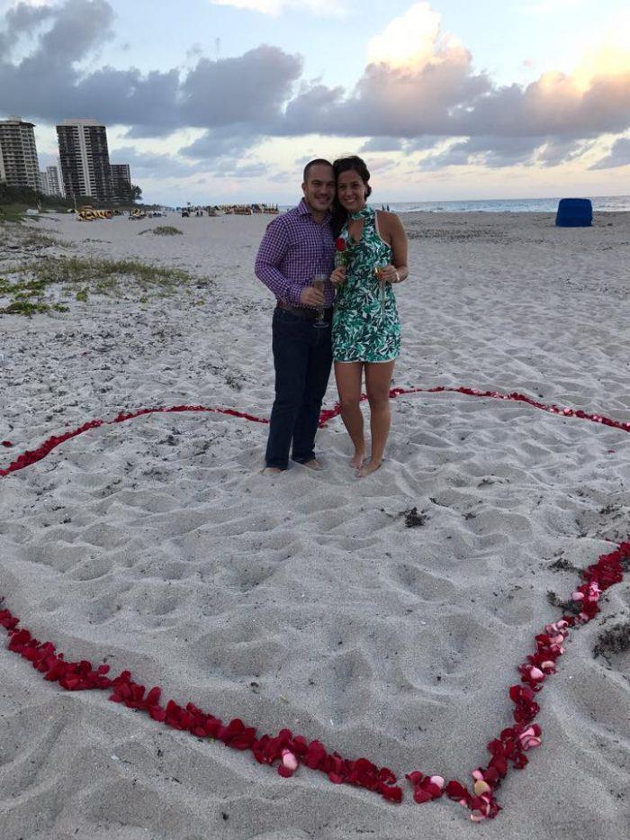 Wedding Proposal Ideas in Riviera Beach, Florida