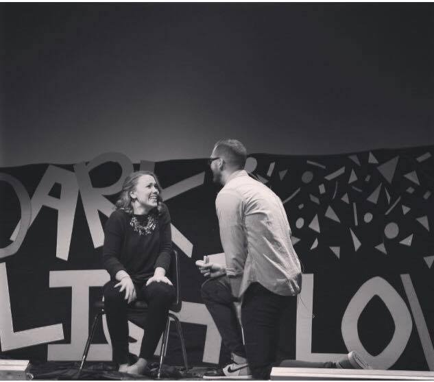 Marriage Proposal Ideas in Calvary Kids Church