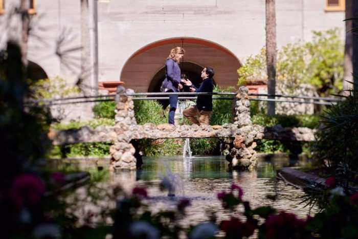 Where to Propose in The Lightner Museum - St. Augustine, FL