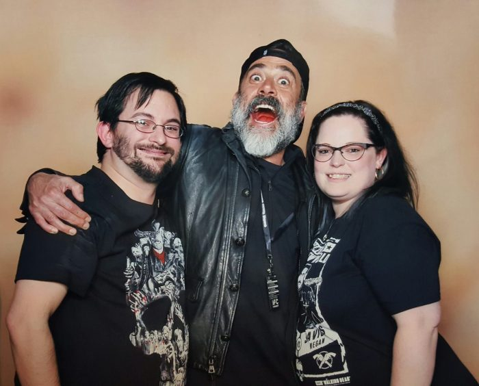 Megan and Ben's Engagement in Cincinnati, OH/ Horrorhound Convention